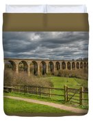 Ty Mawr Country Park Duvet Cover by Adrian Evans