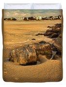 Tybee Island Duvet Cover