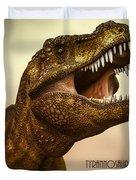 Tyrannosaurus Rex 3 Duvet Cover