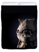 Tyrannosaurus Rex Duvet Cover
