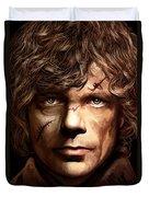 Tyrion Lannister - Peter Dinklage Game Of Thrones Artwork 2 Duvet Cover