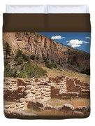 Tyuonyi Bandelier National Monument Duvet Cover