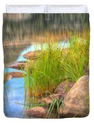 Uinta Reflections Duvet Cover