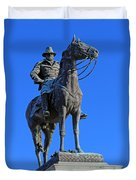 Ulysses S. Grant Guards The United States Capitol Duvet Cover