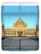 Umaid Bhawan Palace Duvet Cover