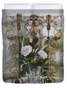 Una Finestra Liberty Duvet Cover