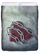 Unchain My Heart Duvet Cover