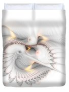 Unchained Melody Duvet Cover