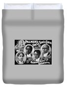 Uncle Tom's Cabin Company Duvet Cover