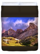 Uncompaghre Wilderness Duvet Cover