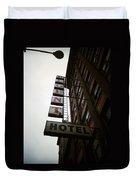 Under Regent Hotel  Duvet Cover