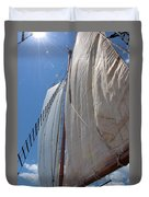 Under Sail Duvet Cover