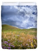 Under The Big Sky Duvet Cover
