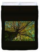 Under The Tree S Skirt Duvet Cover