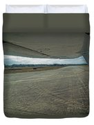 Under The Wing Duvet Cover