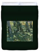 Undergrowth Duvet Cover