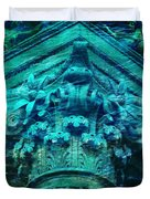 Underwater Ancient Beautiful Creation Duvet Cover