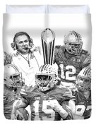 Undisputed Champions Duvet Cover
