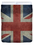Union Jack 3 By 5 Version Duvet Cover