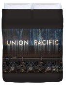 Union Pacific - Big Boy Tender Duvet Cover