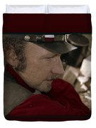 Union Soldier Duvet Cover