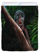 Union Squirrel Duvet Cover
