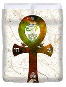 Unity 11 - Spiritual Artwork Duvet Cover