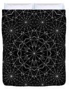 Universal Framework Duvet Cover