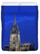 University Church Of St Mary The Virgin Duvet Cover