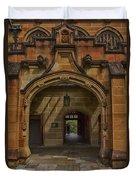 University Of Sydney Door Duvet Cover