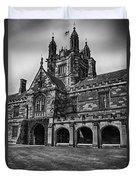University Of Sydney Quadrangle  V5 Duvet Cover