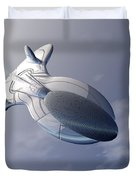 Unmanned Spaceship Duvet Cover