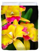 unnamed - Orchid Duvet Cover