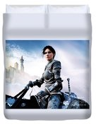 Unsafety Duvet Cover