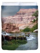 Unspoiled Waterfall Duvet Cover