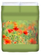 Untited Colours Of Summer  Duvet Cover