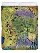 Untitled 254 Duvet Cover