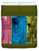 Untitled 344 Duvet Cover