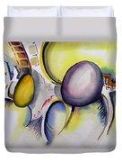 Untitled-960115 Duvet Cover