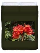 Unusual Tulips Duvet Cover
