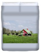 Up Mayo Duvet Cover