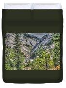 Upper Bear River Valley Duvet Cover
