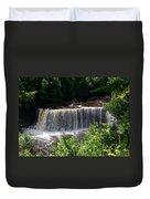 Upper Tahquamenon Falls Duvet Cover