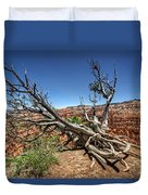 Uprooted - Bryce Canyon Duvet Cover