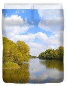 Upstream Duvet Cover