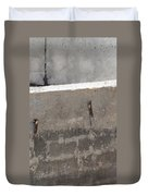 Urban Abstract Construction 4 Duvet Cover