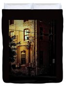 Urban Alley Duvet Cover