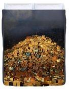 Urban Cross 1 Duvet Cover