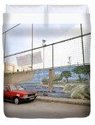 Urban Dissonance Duvet Cover by Shaun Higson