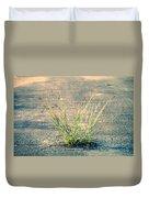 Urban Grass Duvet Cover